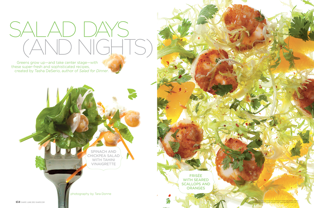 Salad Days (And Nights), June 2012