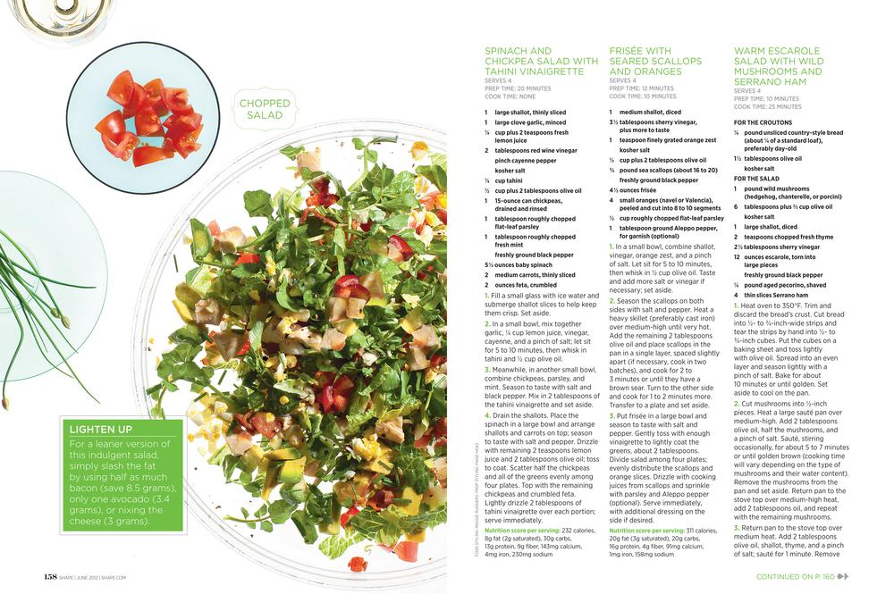 Salad Days (And Nights), June 2012
