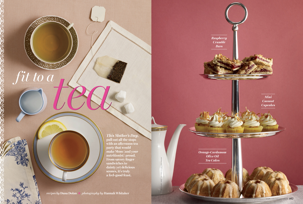 Fit to a Tea, May 2013