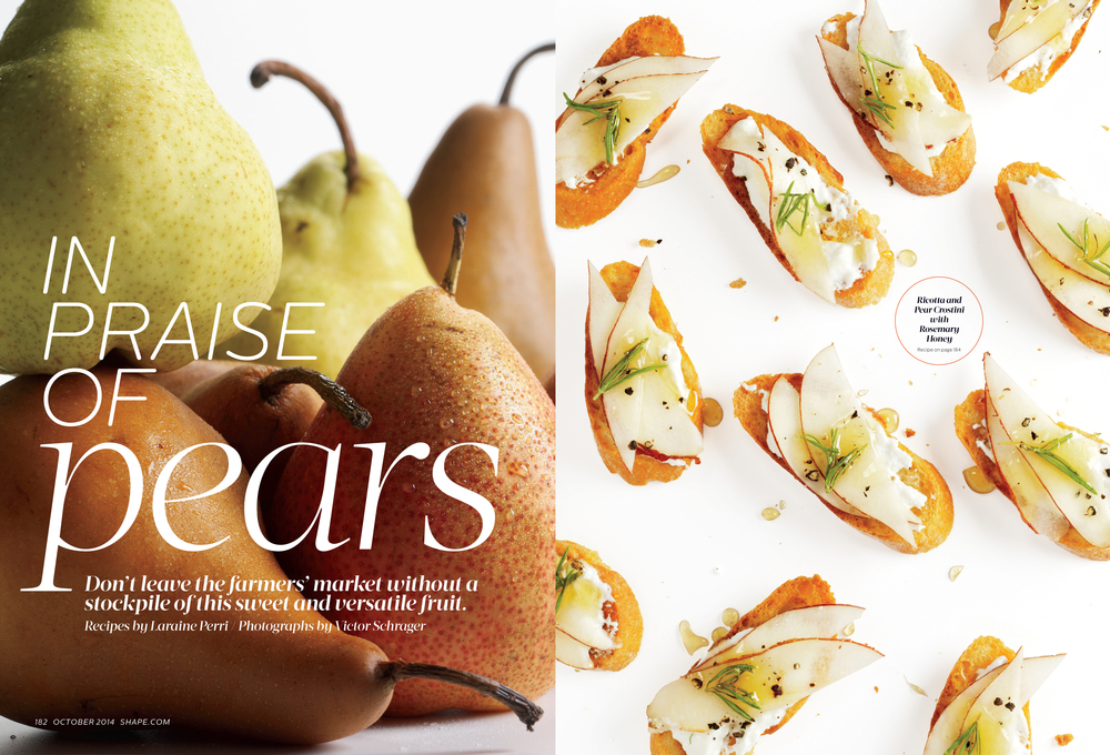 In Praise of Pears, October 2014