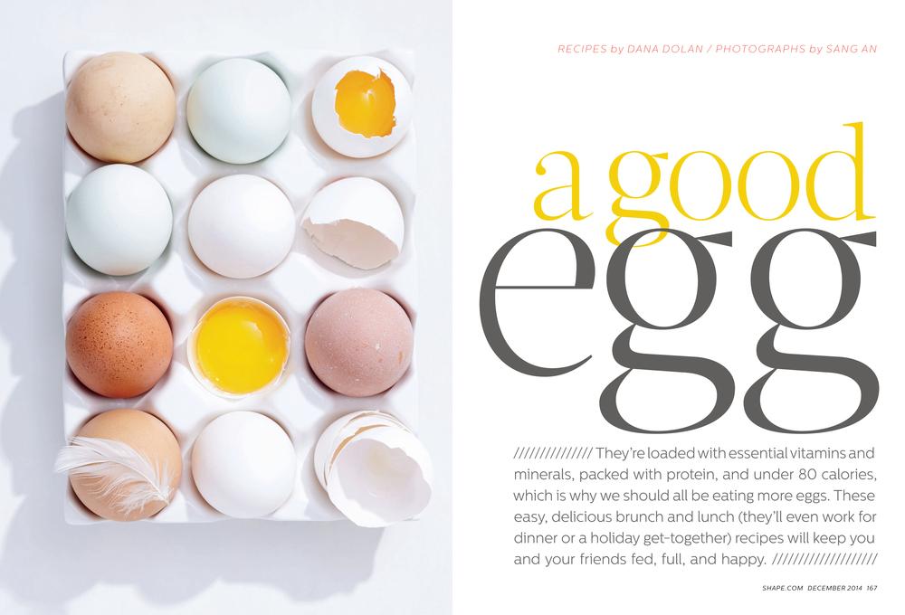 A Good Egg, December 2014