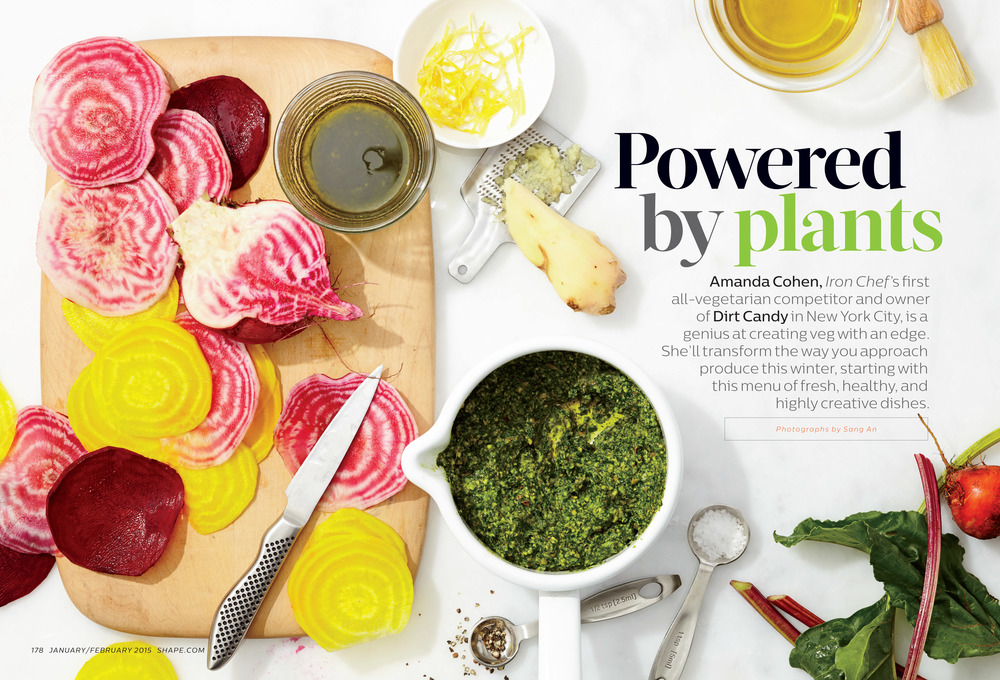 Powered by Plants, January 2015