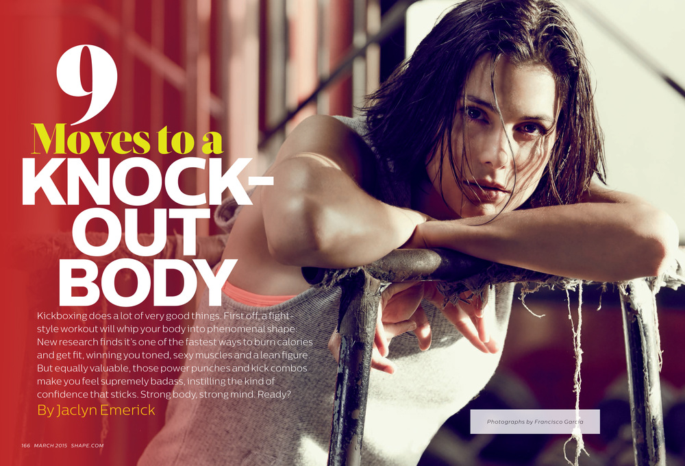 9 Moves to a Knock-Out Body, March 2015