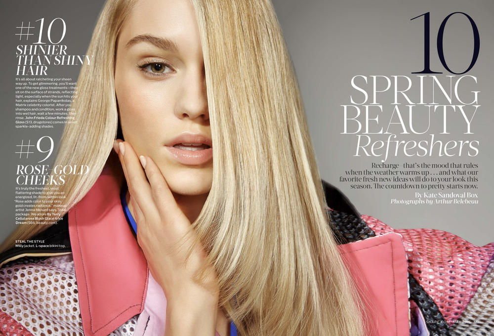 10 Spring Beauty Refreshers, May 2015