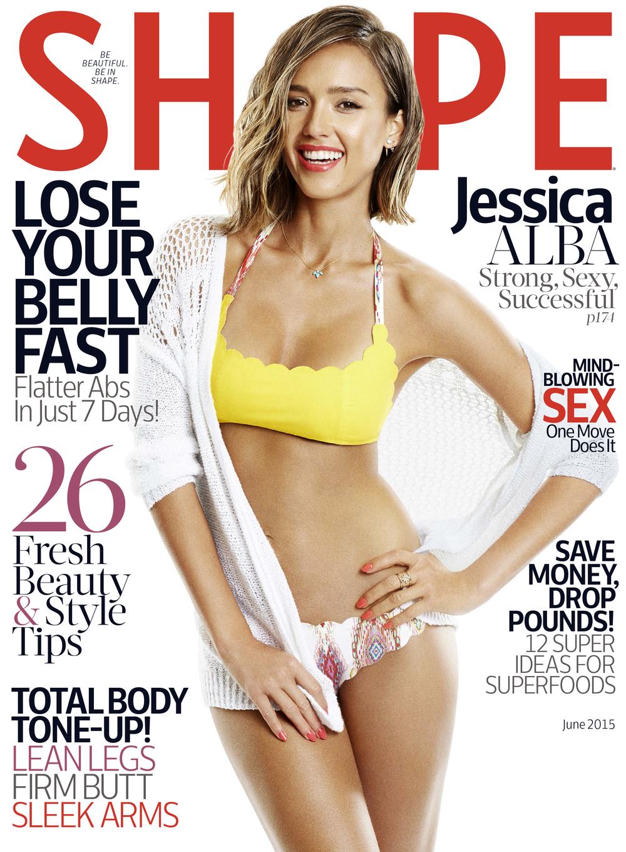 Jessica Alba, June 2015