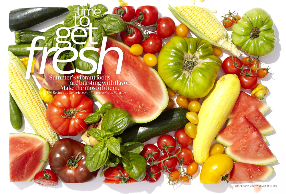 Time To Get Fresh, July 2015