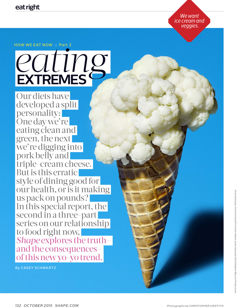 Eating Extremes, October 2015