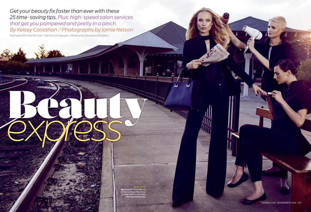 Beauty Express, November 2014