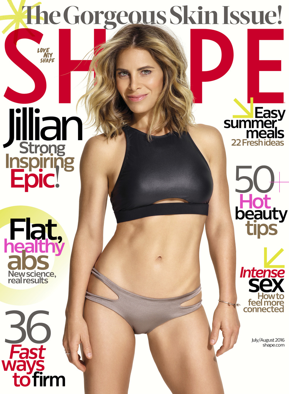 Jillian Michaels, July 2016