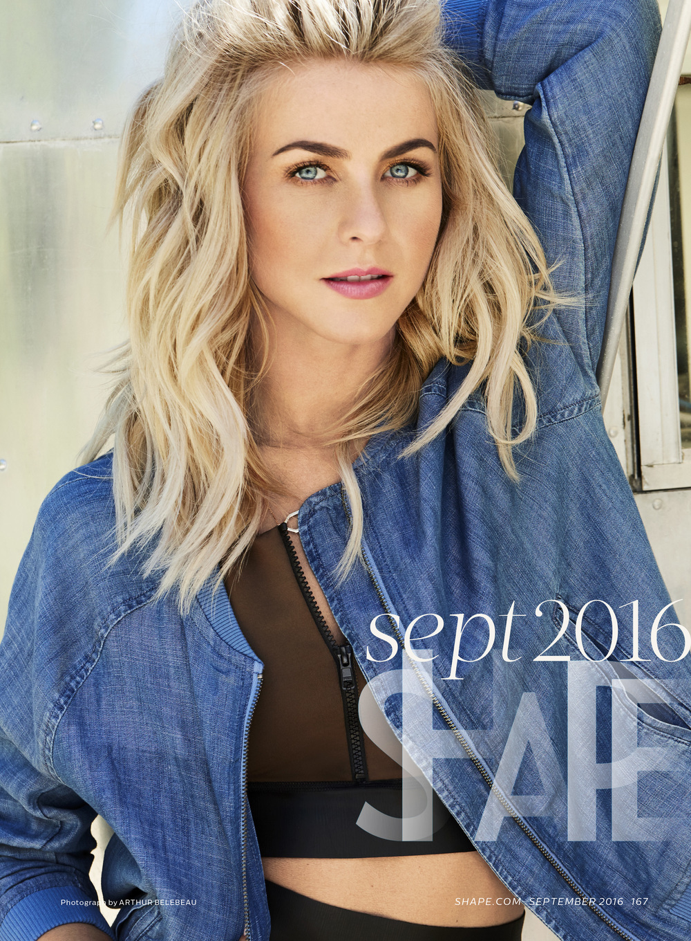Julianne Hough, September 2016