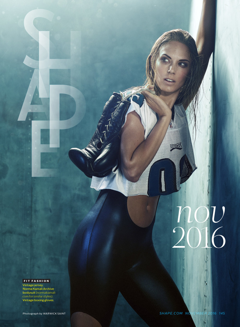 Get A Fierce Physique, November 2016