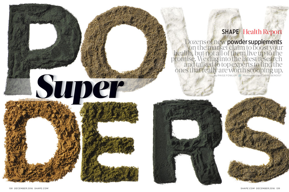 Super Powders, December 2016