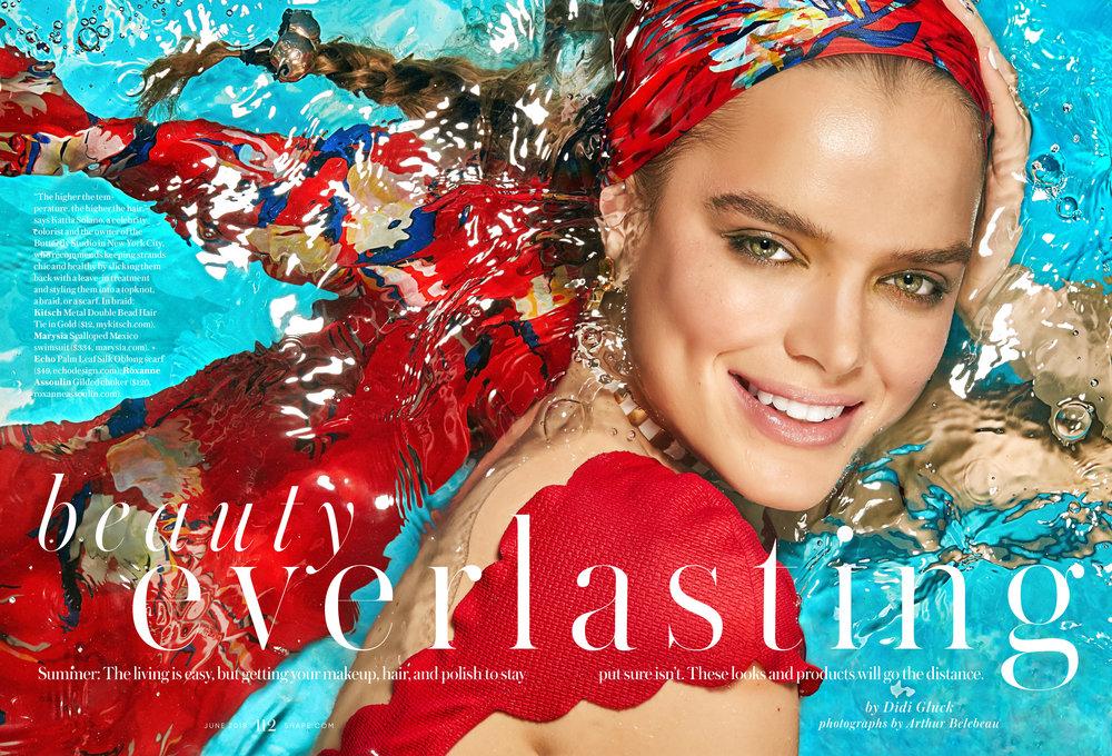 Beauty Everlasting, June 2018