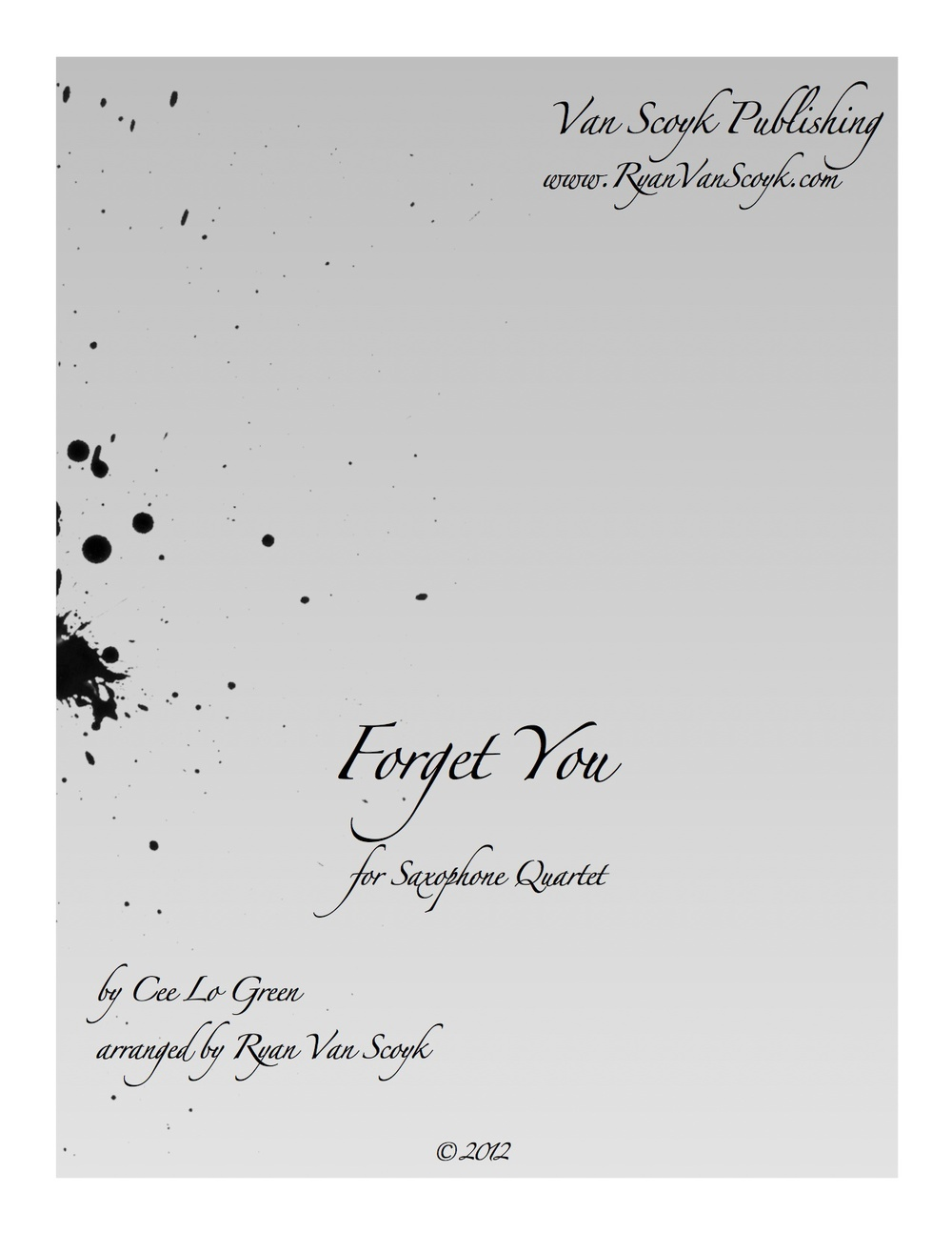 Forget You (Score and Parts).jpg