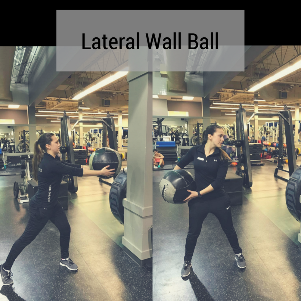 Lateral Wall Ball