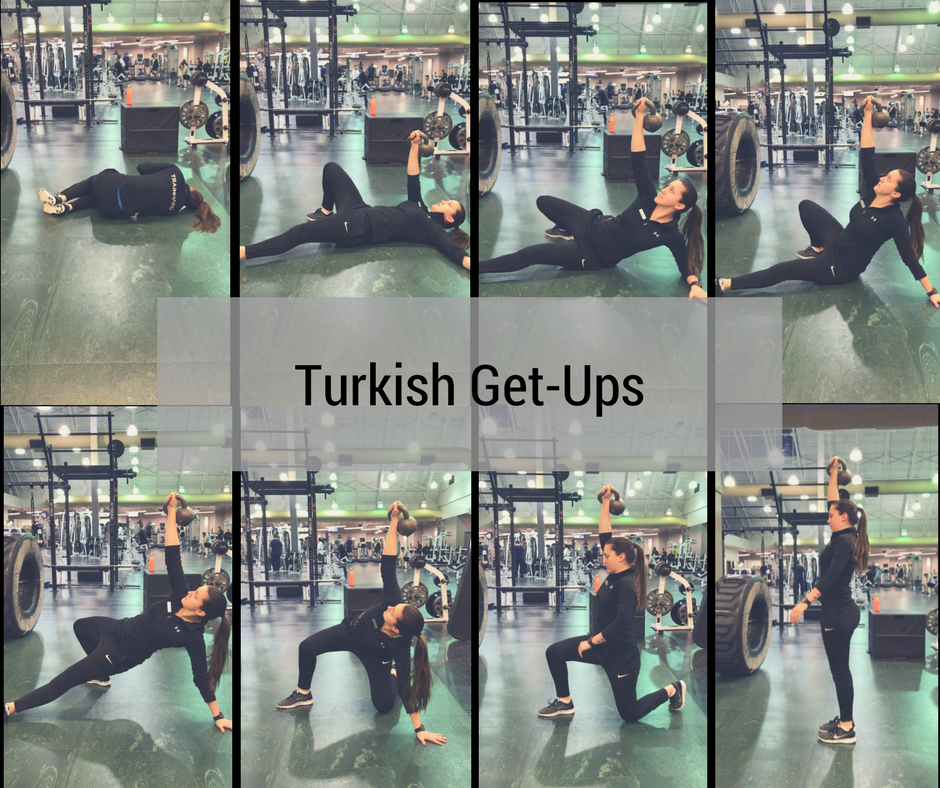 Turkish Get-Ups