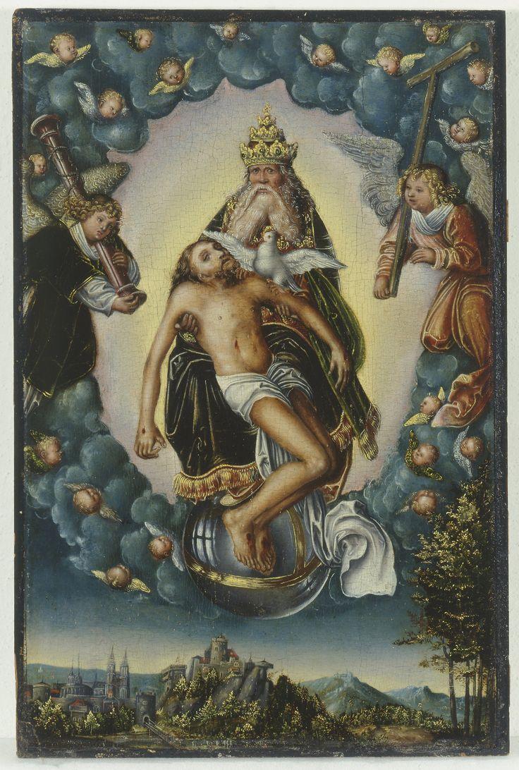 Die Heilige Dreifaltigkeit (The Holy Trinity)
