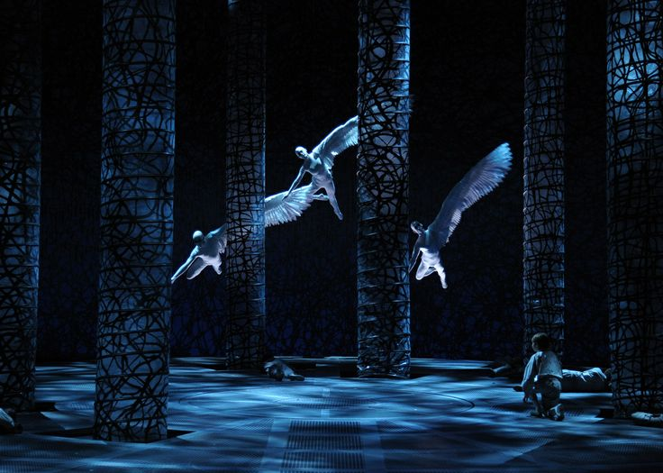 John Caird's production of Wagner's Parsifal for Chicago Lyric Opera