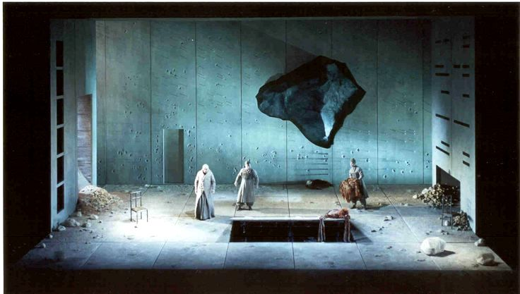 Parsifal from San Francisco Opera 2000