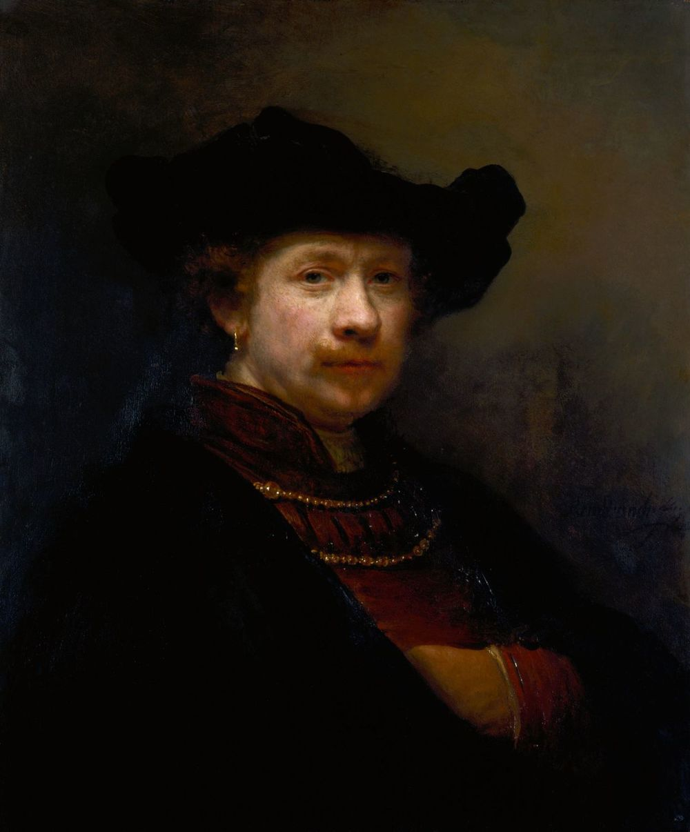 rembrandt and richard wagner project awe copy  rembrandt