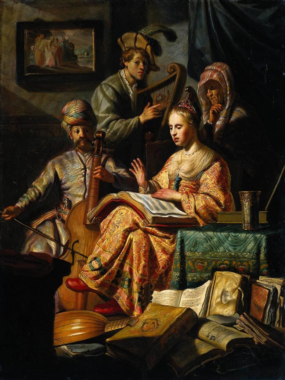 Rembrandt (?)