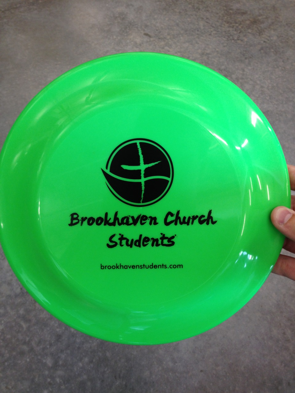 Who's ready for Frisbee??