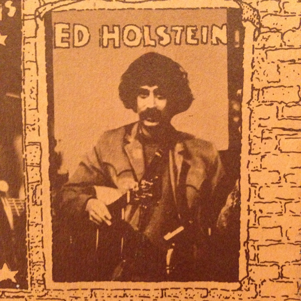 "Ed Hostein in 1970 via ""The Gathering at The Earl of Old Town""."