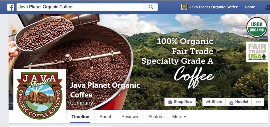 java planet facebook