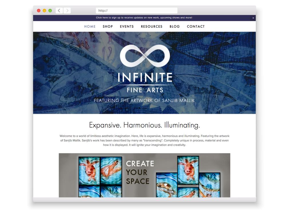 www.infinitefinearts.com