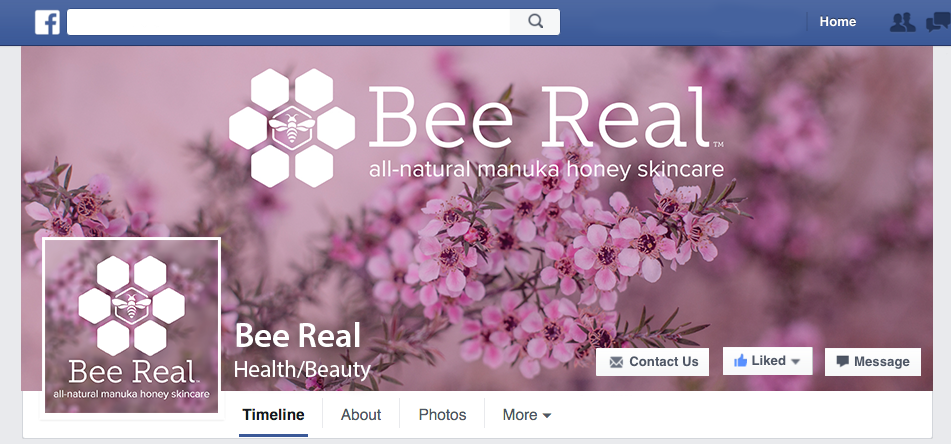 bee real facebook page.png