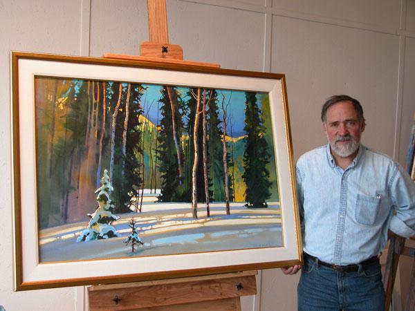 Stephen Quiller  quillergallery.com/about-stephen-quiller.html