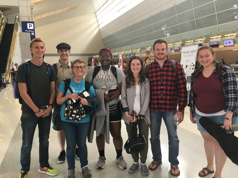 2017 YMI Explore team to Peru