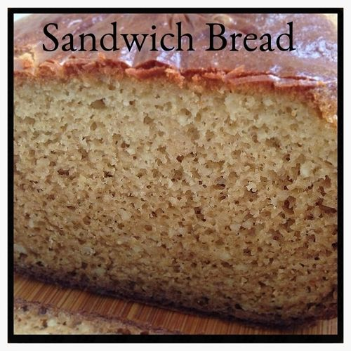 yeast free sandwich bread