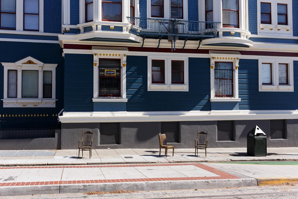 Street scenes, San Francisco.