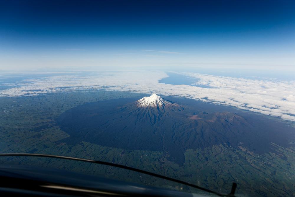 Mount Egmont / Taranaki.