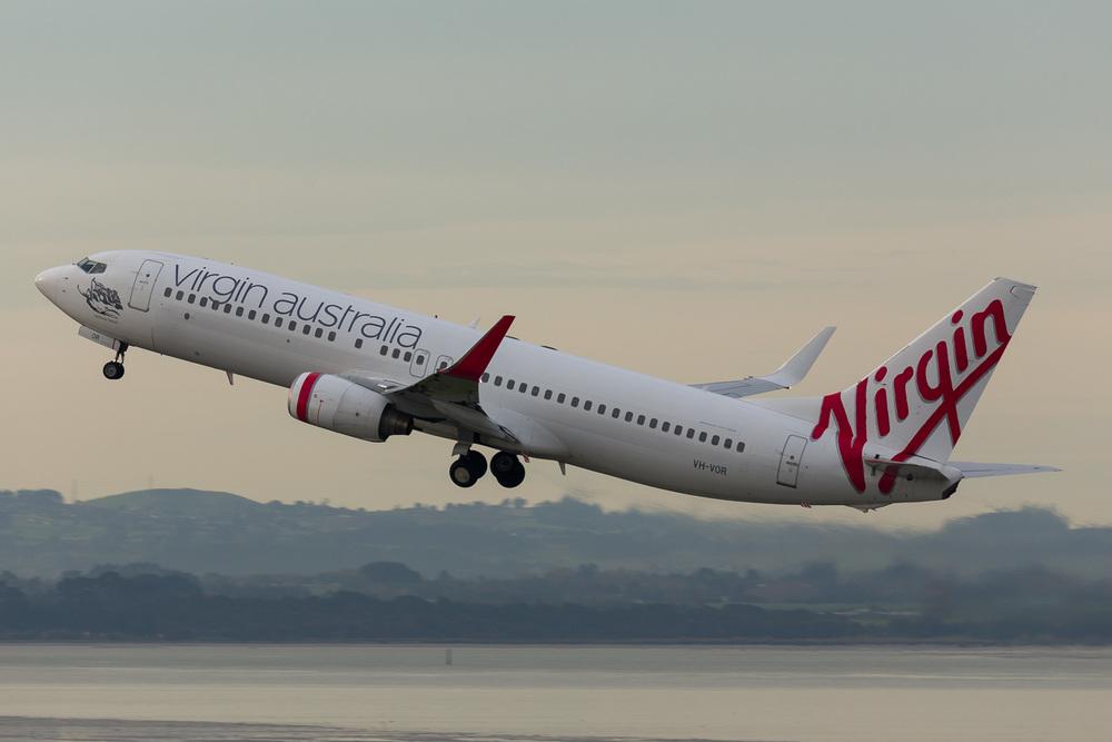 Virgin Australia Boeing 737-800 VH-VOR