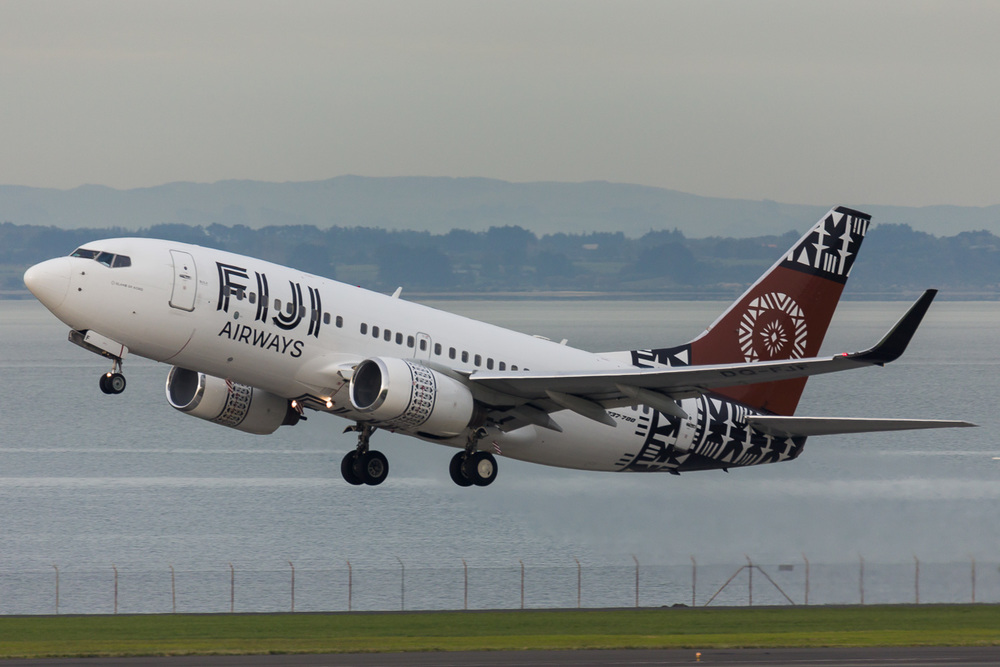 Fiji Airways Boeing 737-700 DQ-FJF