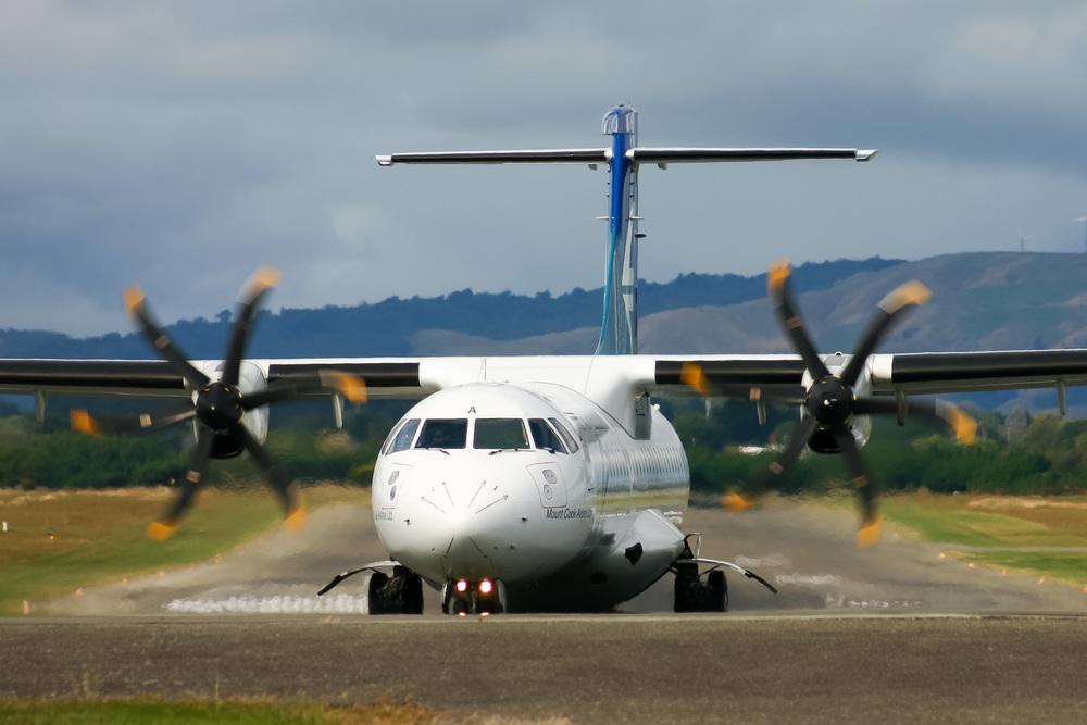 ATR72-500, ZK-MCA, NZPM
