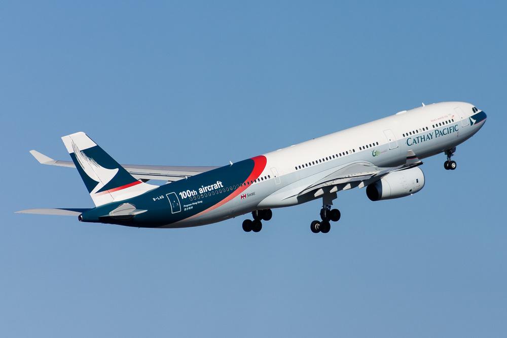 Airbus A330-300, B-LAD, YSSY