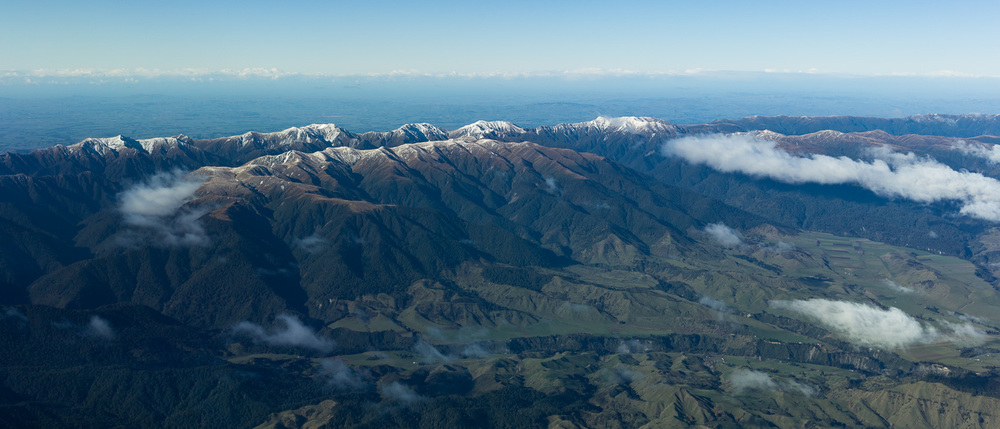 North Island Ranges.