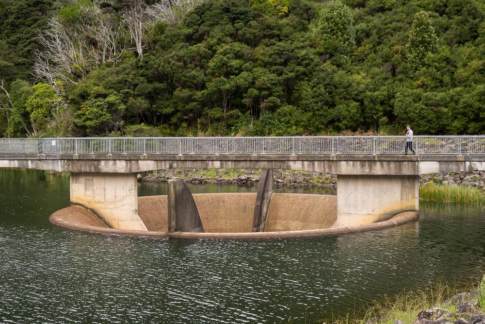 Lower Huia Reservoir