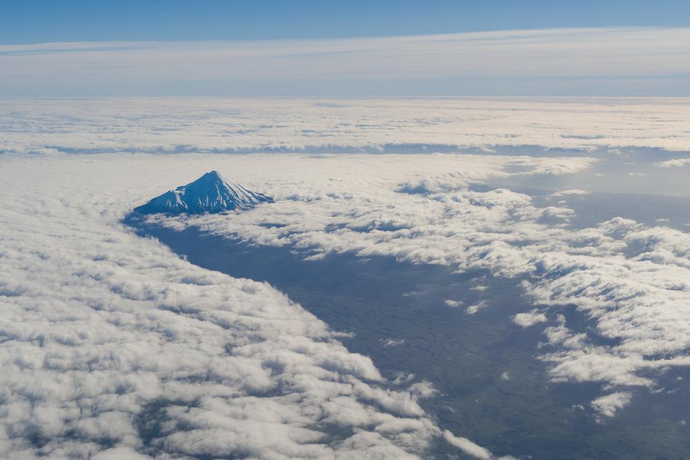 Mount Taranaki.