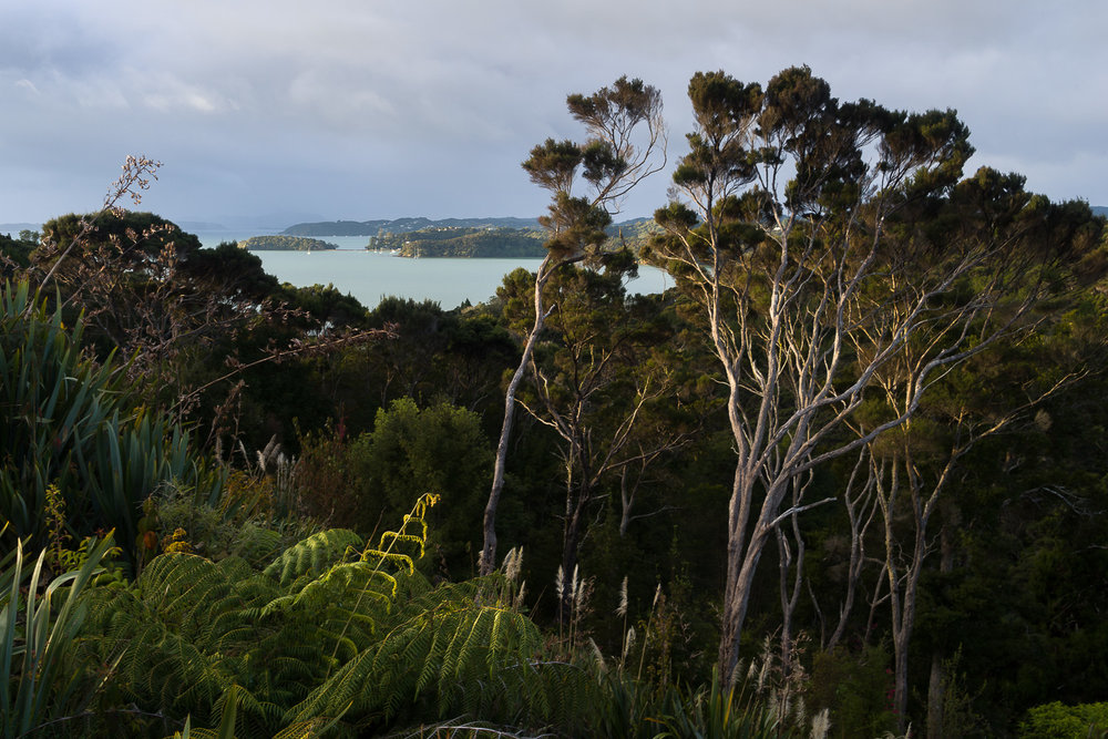 Opua, looking towards Russell