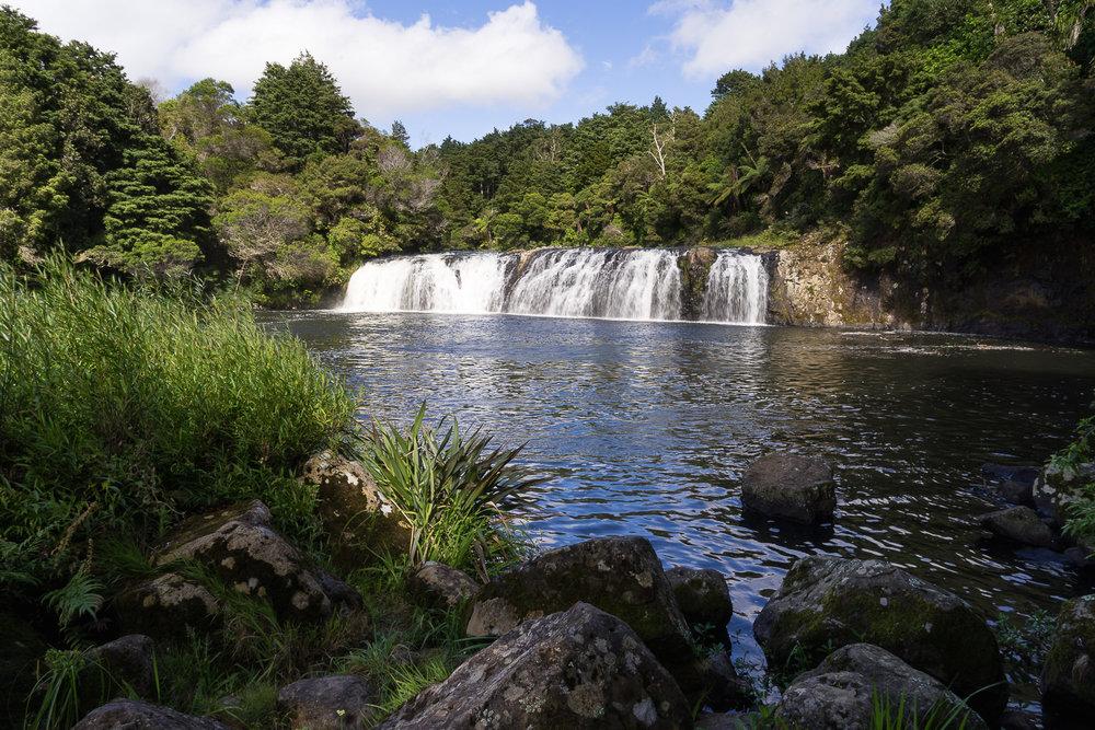 Wharepoke Falls