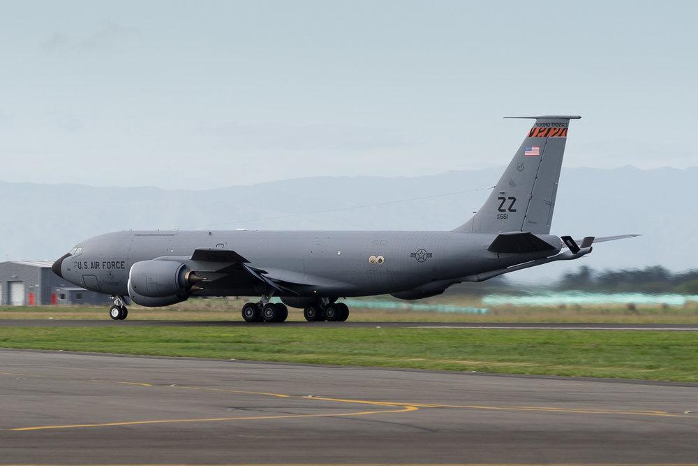 USAF Boeing KC-135R