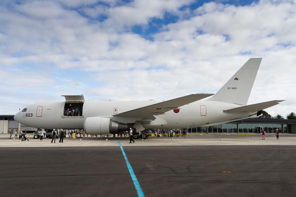 JASDF Boeing KC-767