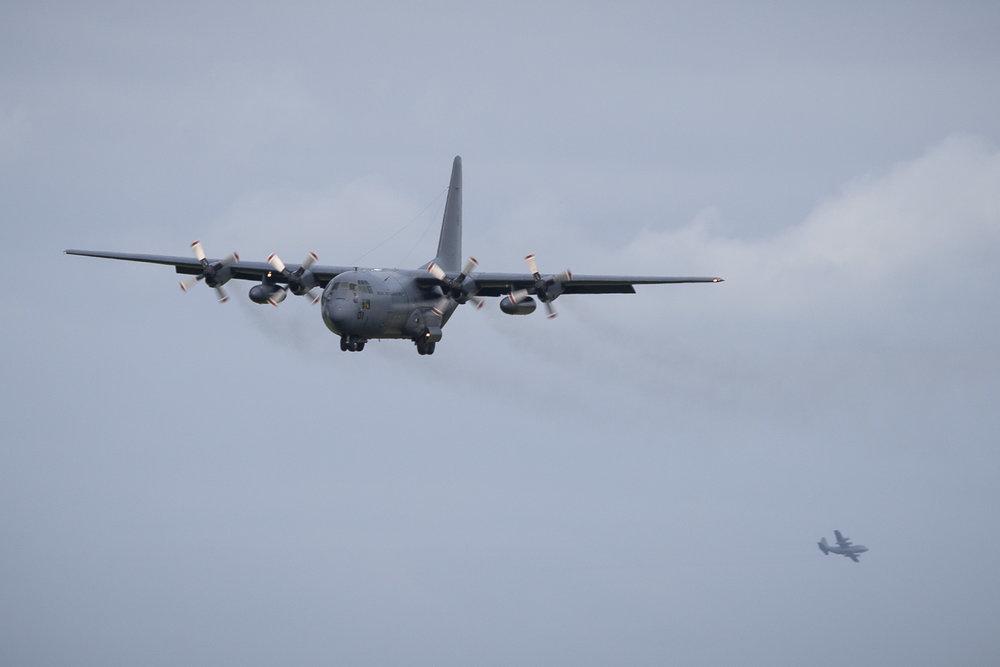 RNZAF Lockheed C-130