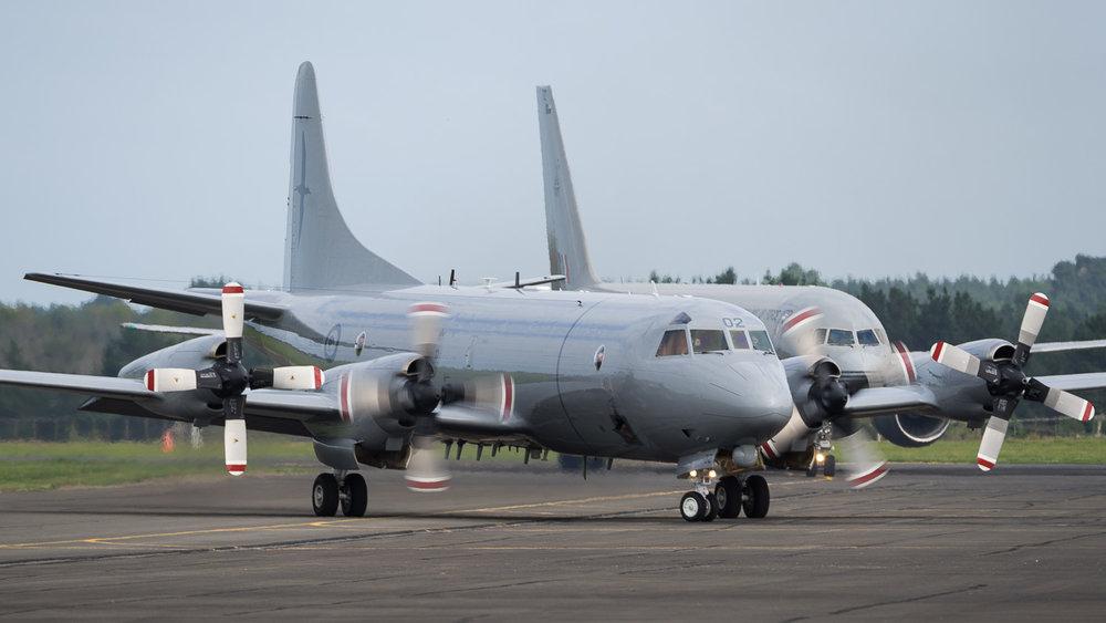 RNZAF Lockheed P-3