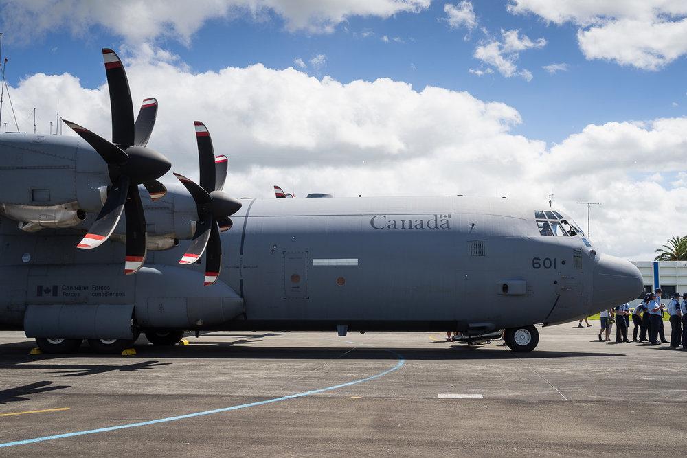 RCAF C-130J