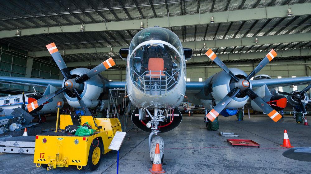 Lockheed SP2-H (P2V-7) Neptune